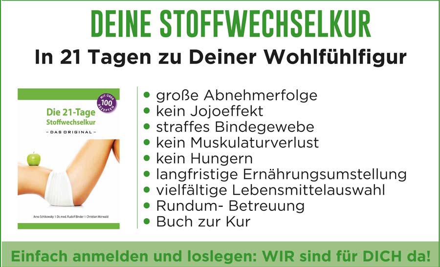 21 tage stoffwechselkur suhl fit unlimited